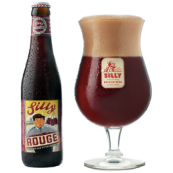 SILLY ROUGE 33CL 8%