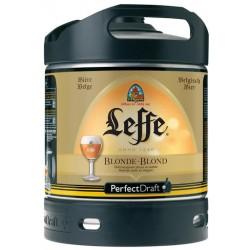 MINI FUT 6L LEFFE BLONDE 6,6%