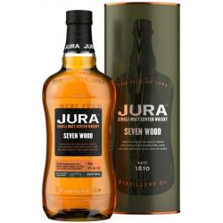 WHISKY JURA SEVEN WOOD OF...