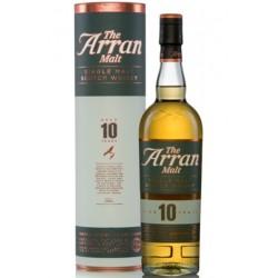 WHISKY ARRAN 10 ANS 70CL 46%