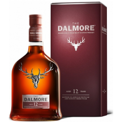 WHISKY DALMORE 12 ANS 70CL 40%