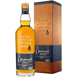WHISKY BENROMACH 10 ANS OF...