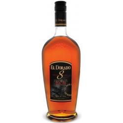 RHUM EL DORADO DARK 8 ANS...
