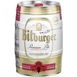 MINI FÛT BITBURGER 5L 4,8%