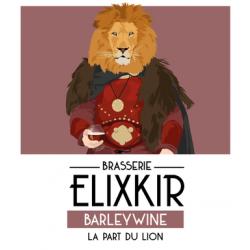 ELIXKIR BARLEYWINE 33CL 11%