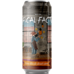 PIGGY TROPICAL FACTORY 44CL 6%