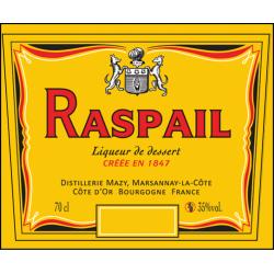 MAZY LIQUEUR RASPAIL 70CL 35%