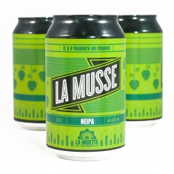 copy of LA MUSSE MILK STOUT...