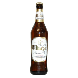 BITBURGER PILS 50CL 4.8%