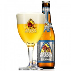 STEENBRUGGE BLANCHE 25CL 4.8%