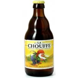 CHOUFFE BLONDE 33CL 8%