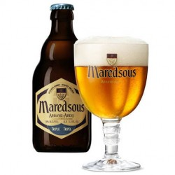MAREDSOUS 10 TRIPLE 33CL 10%