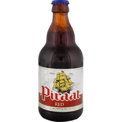 PIRAAT RED 33CL 10.5%