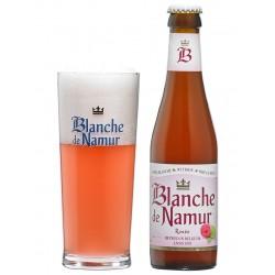 BLANCHE DE NAMUR ROSEE 25CL...