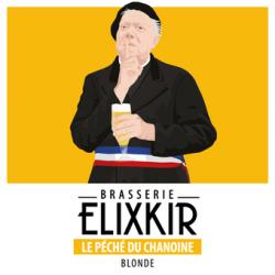 ELIXKIR BLONDE 33CL 5%