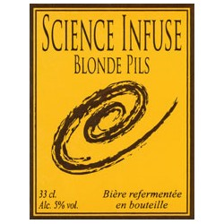 SCIENCE INFUSE BLONDE 33CL 5%