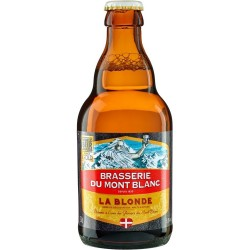 MONT BLANC BLONDE 33CL 5.8%