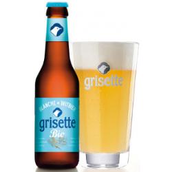 GRISETTE BLANCHE BIO 25CL 5.5%