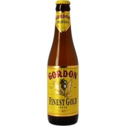 GORDON FINEST GOLD 33CL 10%
