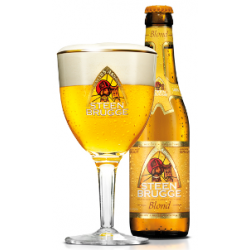 STEENBRUGGE BLONDE 33CL 6.5%