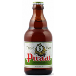 PIRAAT TRIPLE HOP 33CL 10.5%