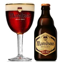 MAREDSOUS 8 BRUNE 33CL 8%