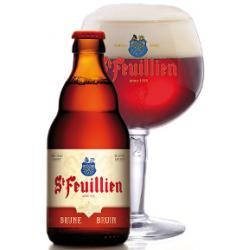 ST FEUILLIEN BRUNE 33CL 8.5%